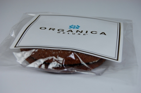 Organica Deluxe Cookies Packaging