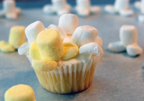 Popcorn Cupcakes 4